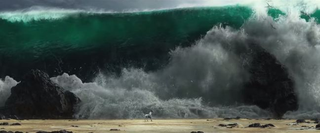 Exodus - Gods and Kings Trailer Parting Sea