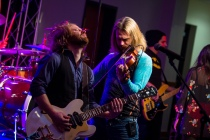 Nashville Band, Scarletta, performs at Stevenson
