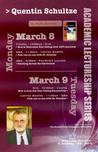 Guest Speaker Poster